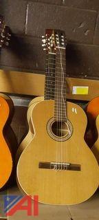 Various Acoustic Guitars