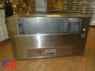 Open Front Refrigeration Unit
