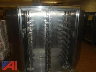 Stainless Steel Food Storage Cabinet