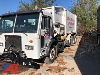 2009 Peterbilt 320 Side Loader Garbage Truck