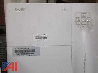 Smart V30's and Projectors