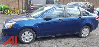 2008 Ford Focus 4DSD