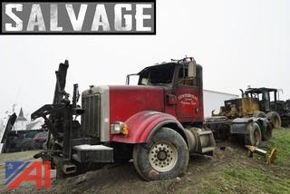 2005 Peterbilt 357 Cab & Chassis