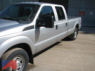 2012 Ford F350 Super Duty Pickup Truck