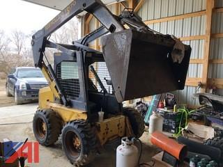 2000 New Holland LS170 Bobcat