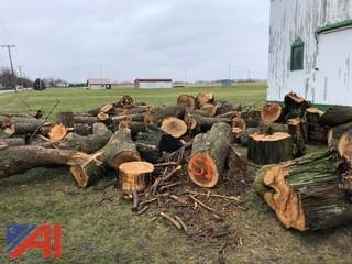 Large Lot of Firewood