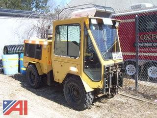 1997 Trackless MT5 Tractor