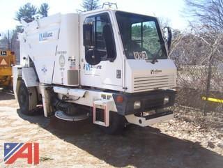 2006 Johnston/Alliance Vanguard High Dump Sweeper