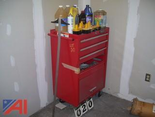 Proto Tool Box with Contents and More