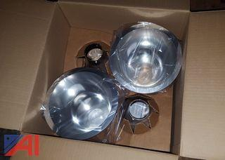 New Sets of Lighting Fixture Parts