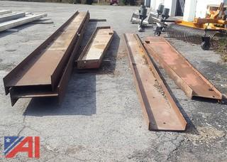 Various Steel I-Beams and More