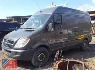 2008 Dodge 2500 CRD Sprinter Van