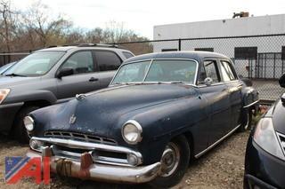 1951 Dodge Sedan