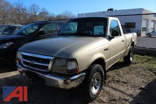 1999 Ford Ranger Pickup Truck