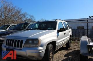 2004 Jeep Grand Cherokee SUV