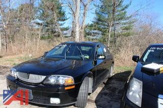 2002 Lincoln LS Sedan