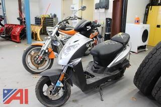 2012 Kymco Moped