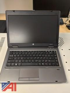 HP Laptops with Charge & Store Cart