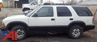 2005 Chevrolet Blazer SUV (Parts Only)