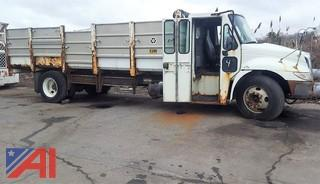 2006 International 4200 SBA Recycler Truck (Parts Only)
