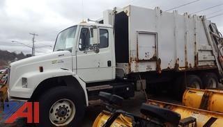 2002 Freightliner FL80 Packer/Garbage Truck