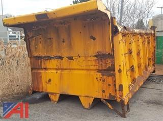 Steel Dump Box