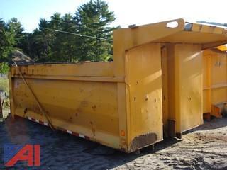 2007 17' Beau-Roc Dump Box
