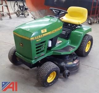 "John Deere STX38 Hydro 38"" Riding Lawn Mower"