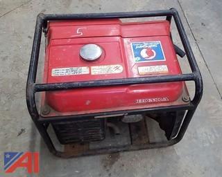 Honda EB 2200X Portable Generator