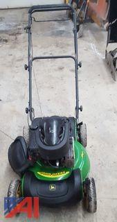 "John Deere JS61 22"" Walk Behind Lawn Mower"