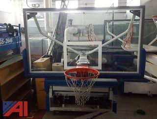 Hydra-Goal Portable Basket Ball System