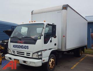 2006 GMC W55042 Box Truck