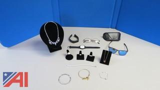 Jewelry, Glasses and More