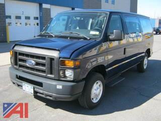 2009 Ford E150 XL Van