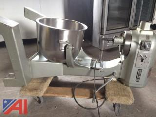 Hobart 10 Gal Mixer with Bowl