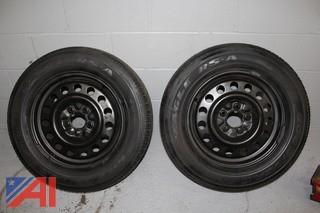 Good Year RSA Tires