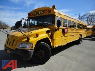 2010 Blue Bird Vision School Bus