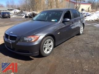 2008 BMW 328xi 4 Door