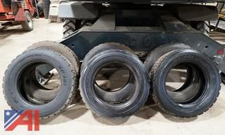 Used 225/70R19.5 Truck Tires