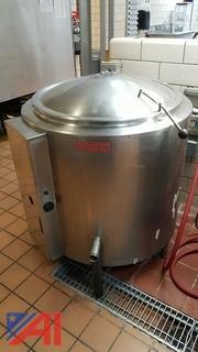 Medium Groen Steam Kettle