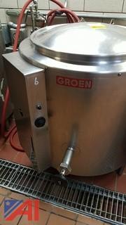 **Lot Updated** Small Groen Steam Kettle