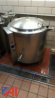 Small Groen Steam Kettle