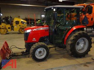 **Year Updated** 2013 Massey Ferguson 1635 Tractor