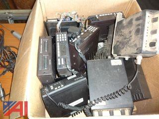 Large Lot of Misc. Radio Equipment