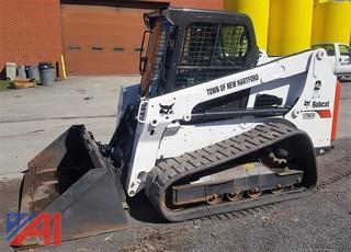 **4% BP** 2018 Bobcat T630 T4 Track Loader/Compact Skid Steer