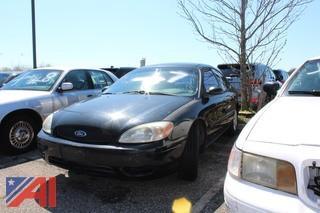 2005 Ford Taurus Sedan/Police Vehicle
