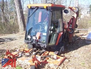 2005 Jacobsen HR7016 Wide Area Mower