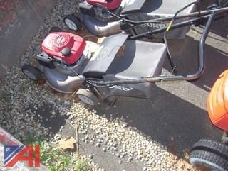 2012 Honda HRR Push Mower