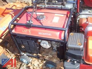 Honda EB3500X Generator