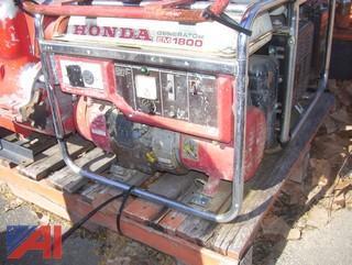 Honda EM1800 Generator
